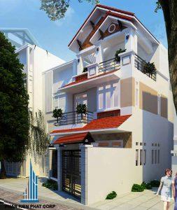 Thiết kế xây nhà ở và sự hài hòa phong thủy