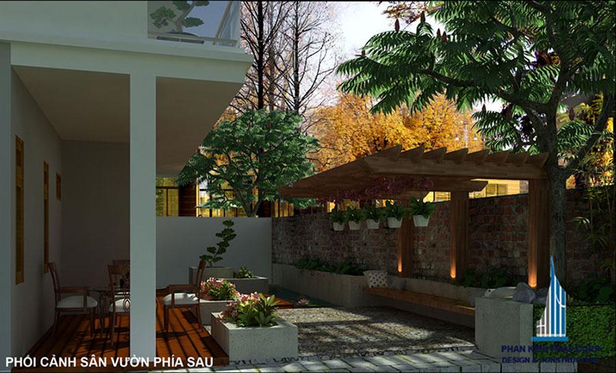 Biệt thự 2 tầng phong cách thiền tại Đà Lạt