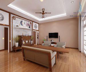 Thiết kế cải tạo nhà phố 1 trệt 1 lầu 5×20 giá rẻ ở Biên Hòa anh Sơn Bửu Long